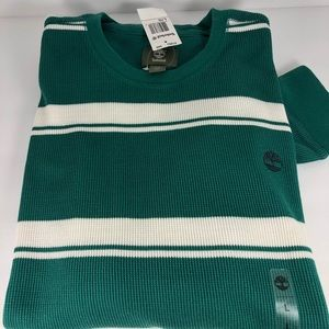 Timberland Brand New Sweater Large mens green